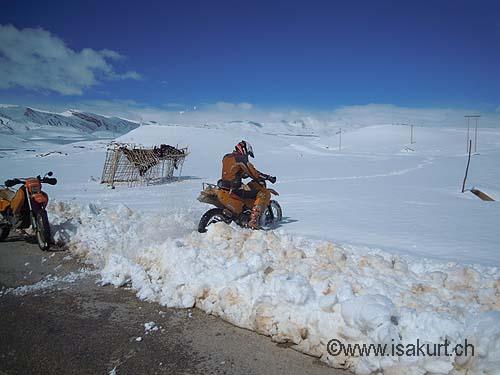 schneit es in marokko